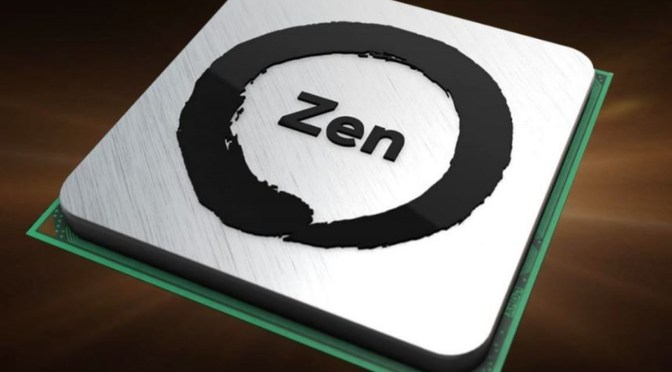 AMD Zen Chips 7nm and more about