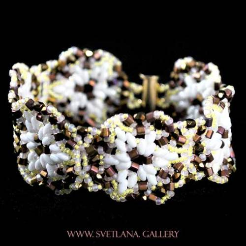 Largo Bracelet Bead Pattern Gallery - Svetlana.Gallery