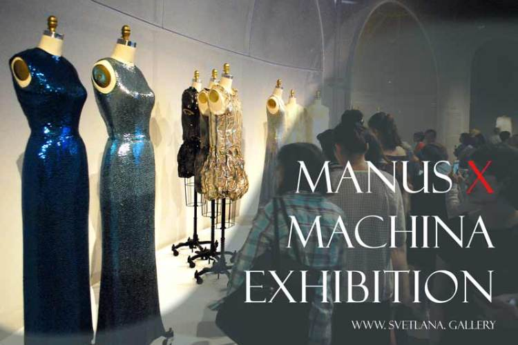 Manus X Machina Exhibition - a bead artist's review