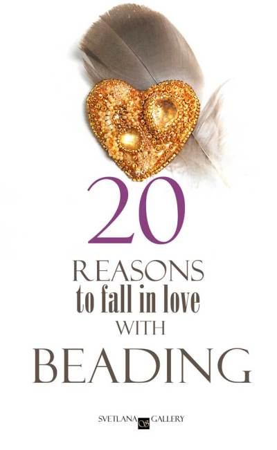 20 Reasons to Fall in Love with Beading