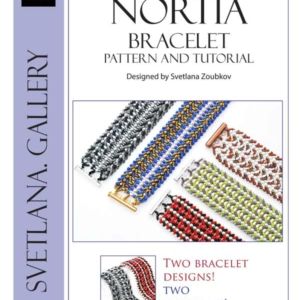 Nortia Bracelet Beading Pattern Tutorial