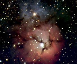 M20 – Trifid nebula 8