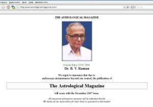 The Astrological Magazine
