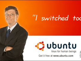 Linux & Bill Gates 9