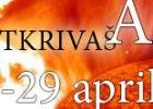 Počni da otkrivaš svemir (22 - 29. april) - update 1