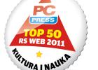 Svet nauke u 50 najboljih sajtova u Srbiji za 2011. godinu 1