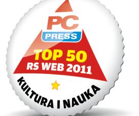 Svet nauke u 50 najboljih sajtova u Srbiji za 2011. godinu 10