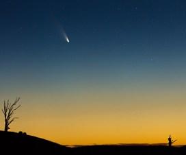 Stigla je kometa - C/2011 L4 Pan-STARRS 8