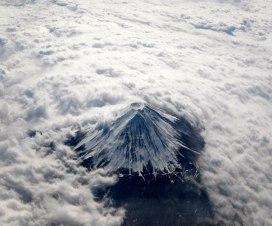 Planina Fudži iz vazduha [17.08.2013] 4