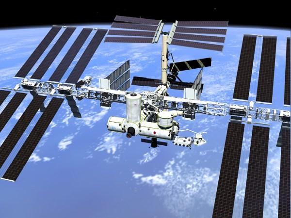 Slika dana: Međunarodna svemirska stanica ISS [20.08.2013]