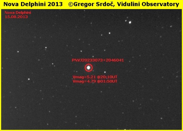 ND2013_gregor srdoc_FOTOMETRIJA_vidulini observatory