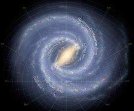 Izumiranja na Zemlji diktira galaksija? 3