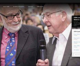 CERN čestita dobitnicima Nobelove nagrade za fiziku 13