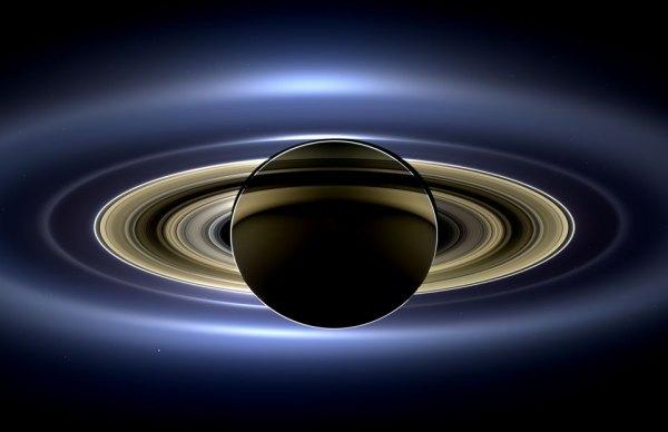"""Slika dana: Planete """"iza"""" Saturna"""
