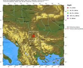 Zemljotres u okolini Leskovca i Niša 5