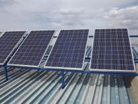 Solarni paneli na provu PMF-a
