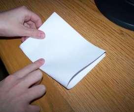 Ako papir savijete 103 puta dobijete debljinu svemira! 2