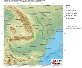 Zemljotres u Rumuniji 1