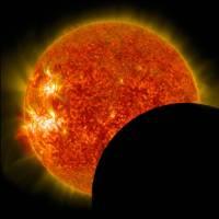 Totalno pomračenje Sunca (avgust 2017) 1