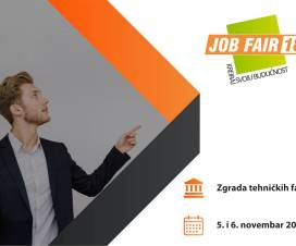 Četrnaesti sajam poslova i praksi u Beogradu 6