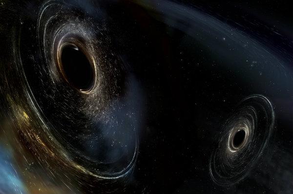 LIGO detektovao nove gravitacione talase 1
