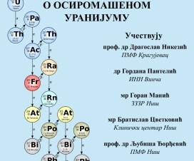Tribina o osiromašenom uranijumu u Nišu 2