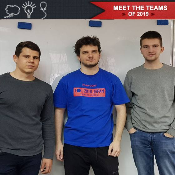 Ekipa PMF Niš pred odlazak na ACM-ICPC World Finals 1