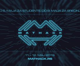 Omikron vam predstavlja MatHackathon 2019! 1