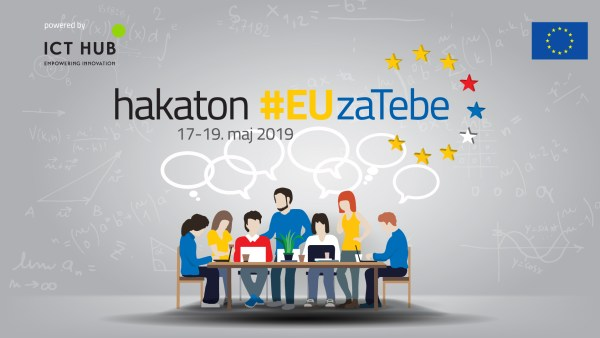 Prvi #EUzaTEBE hakaton u Beogradu 1