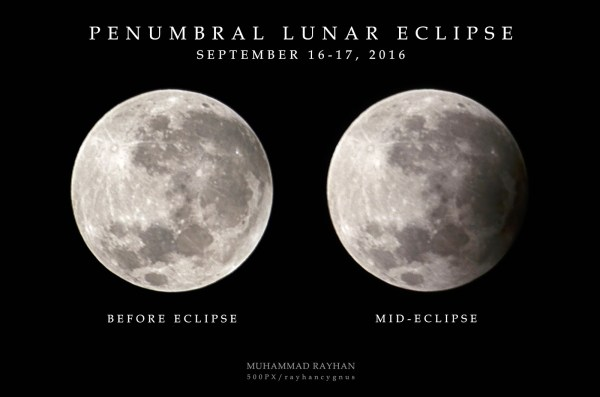 """""""Pomračenje"""" Meseca - 10. januar 2020 1"""