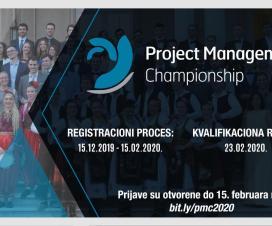 "Studentsko takmičenje ""Project Management Championship 2020"" 2"
