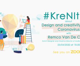 KreNI talks: Dizajn i kreativnost protiv koronavirusa 3