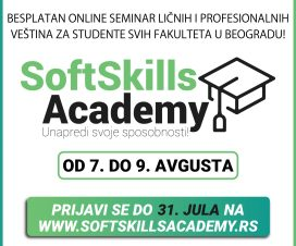 """""""Soft Skills Academy Digital - unapredi svoje sposobnosti!"""" 6"""