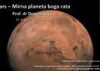 """Predavanje: """"Mars – Mirna planeta boga rata"""" 2"""