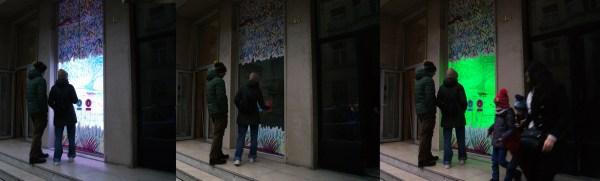 Mikrogalerija – ulični izložbeni prostor u centru Beograda 4
