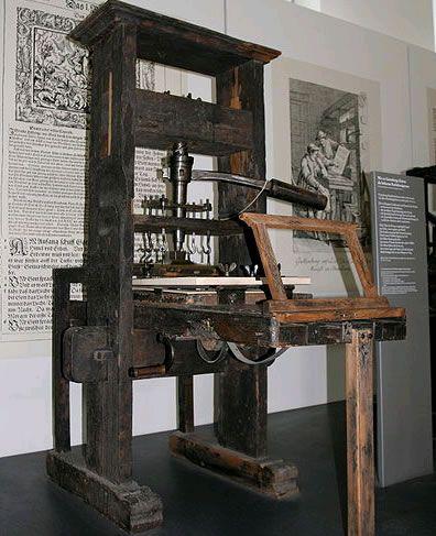 Gutenbergova štamparska revolucija 2