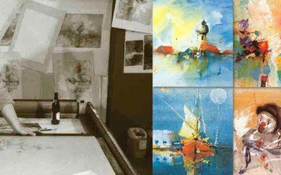 Information zu Lithografie
