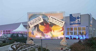 Bernd Svetnik zeigt seine Werke in Wien bei Gerriets