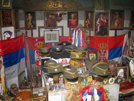 Зејтенлик - српска знамења