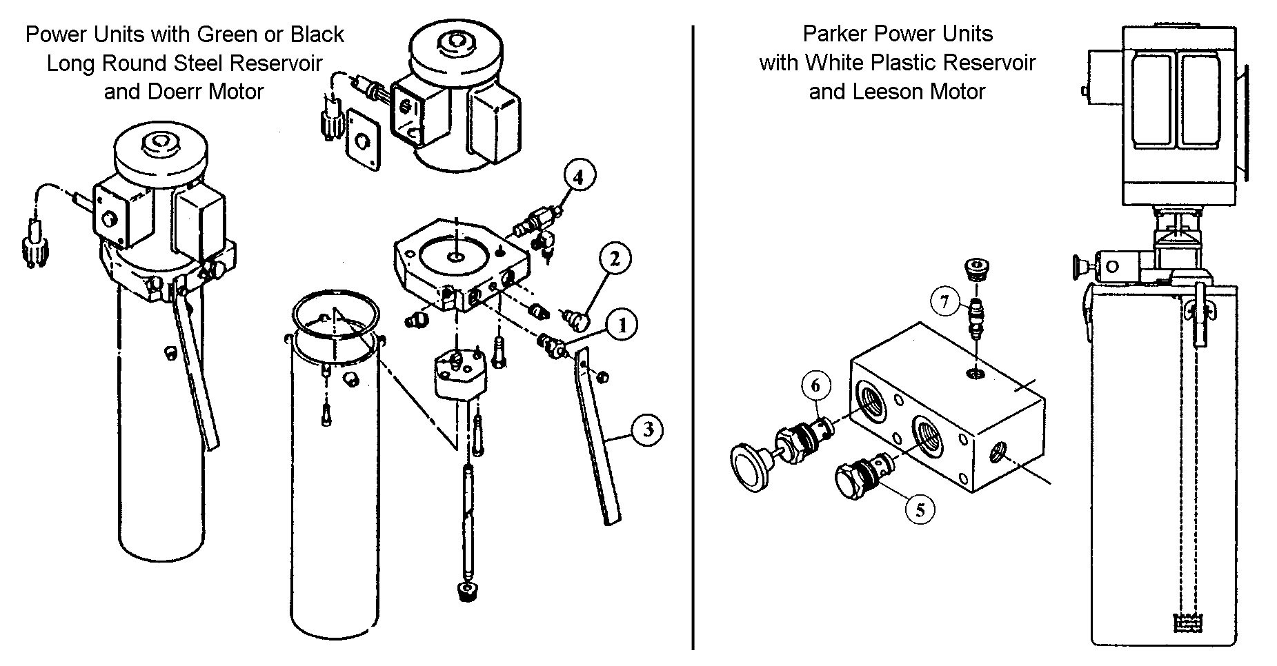 Packard Electric Motor Wiring Diagram