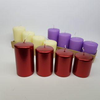 Advent svijeća 5 cm 4 visine