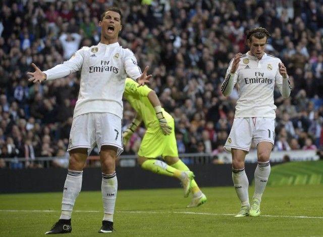 Bale i Ronaldo sebicnost