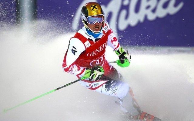 Hircher slalom