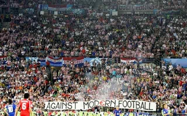 UEFA kaznila HNS