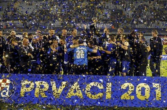 Dinamo prvak
