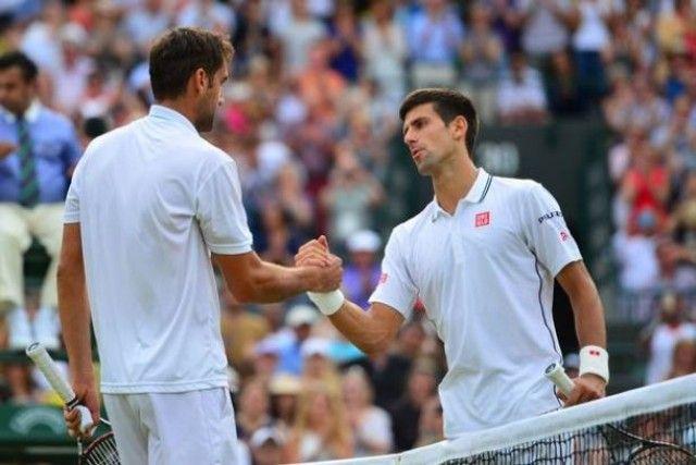 Djokovic i Cilic US Open