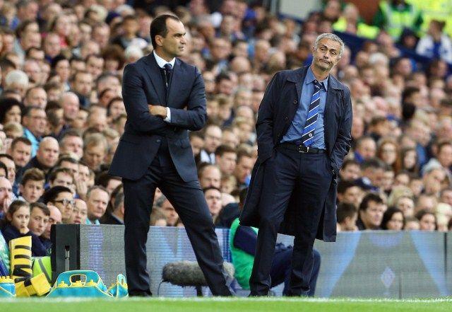 Martinez i Mourinho