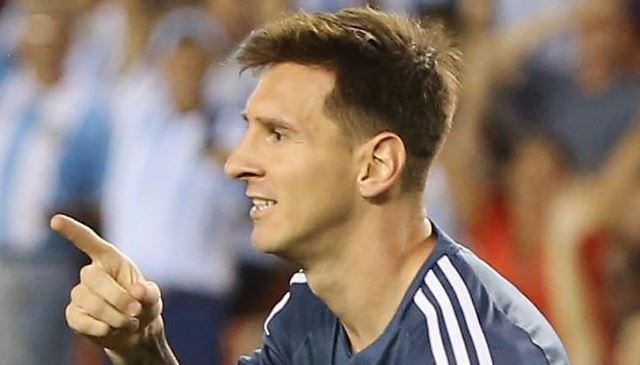 Messijev nogomet je