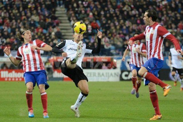 Aletico Madrid - Valencia