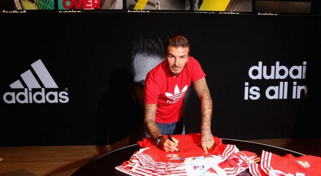 David Beckham se obrukao